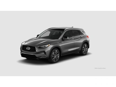 New 2020 INFINITI QX50 2.0T ESSENTIAL FWD FWD CROSSOVER