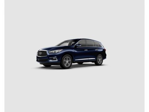 New 2020 INFINITI QX60 LUXE FWD FWD CROSSOVER